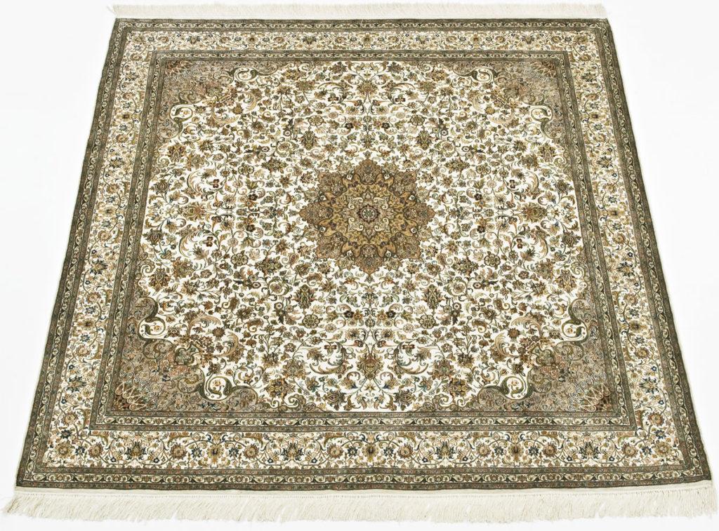 Kaschmir Teppich seide